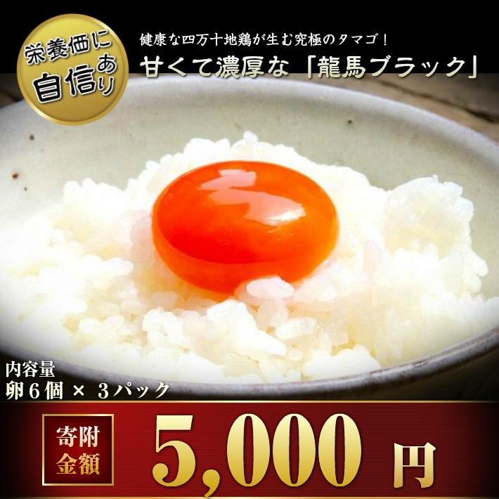 龍馬ブラック 【ふるさと納税】 栄養価2倍以上!