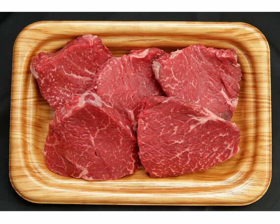 瑞穂牛ももステーキセット